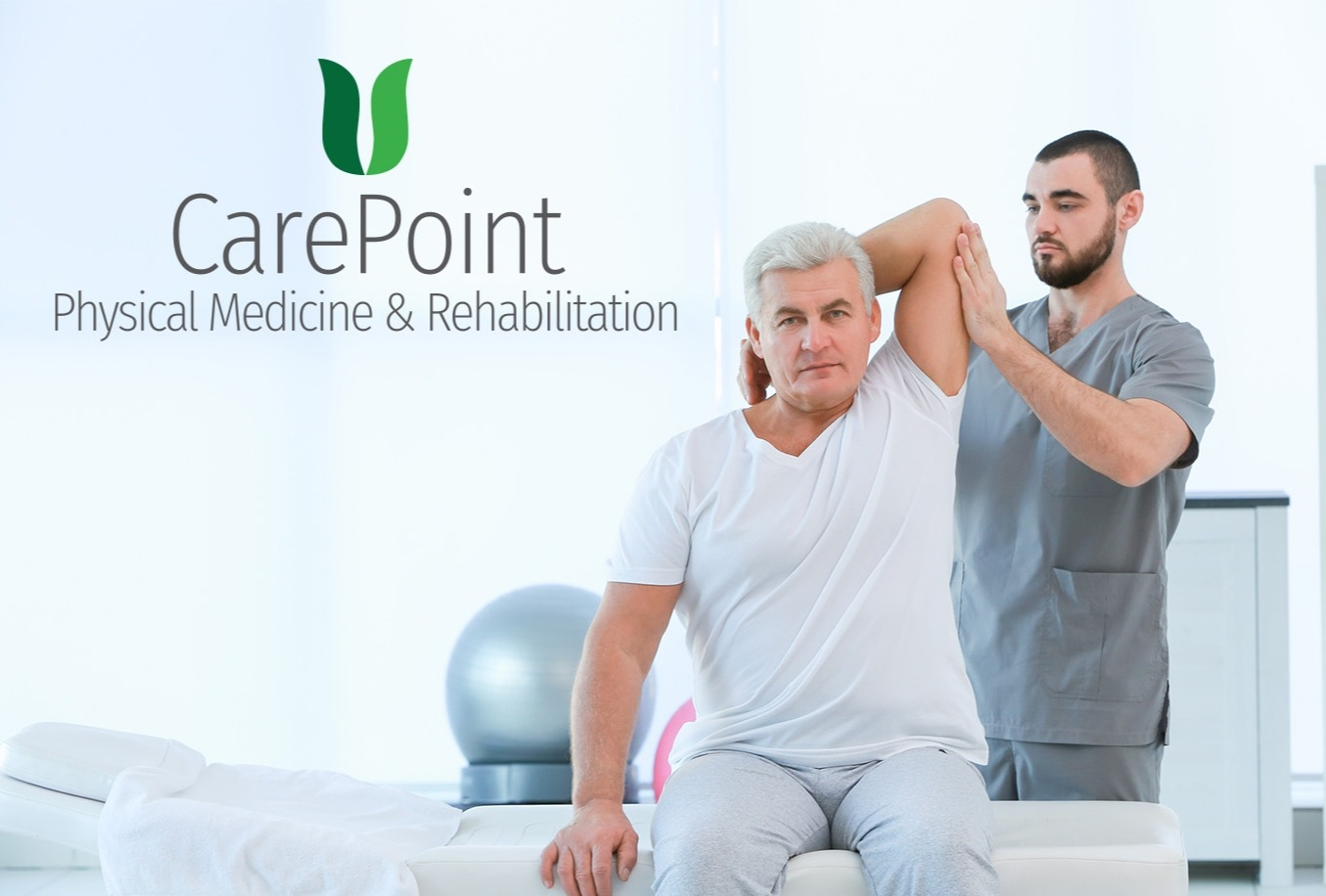 CarePoint Health Physical Medicine Rehabilitation